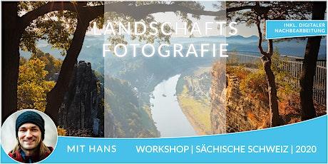 Fotografie Workshop Landschaftsfotografie Sächsische Schweiz Tickets