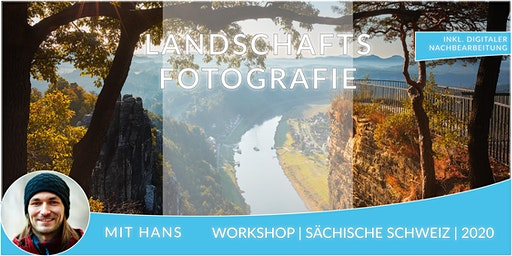 Fotografie Workshop Landschaftsfotografie Sächsische Schweiz