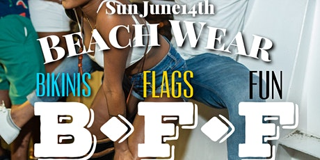 "BEACH WEAR CRUISE 2020 ""BBF SERIES tickets"