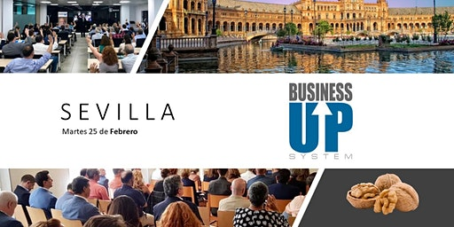 Evento Business Up SEVILLA (Febrero)