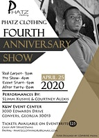 Phatz Clothing 4th Anniversary Fashion Show