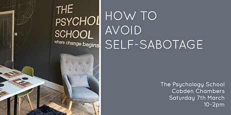 How to stop Self-sabotage tickets