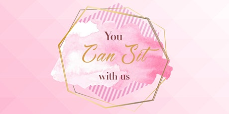 You Can Sit With Us - Launch tickets