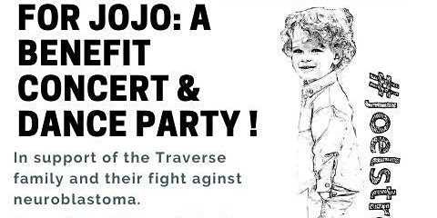 For Jojo: A Benefit Concert and Dance Party
