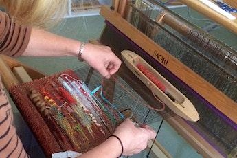 Floor Loom Weaving Workshop - Wall Hangings tickets