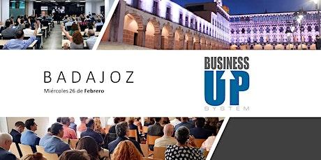 Evento Business Up BADAJOZ (Febrero) entradas