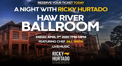 A Night with Ricky Hurtado tickets