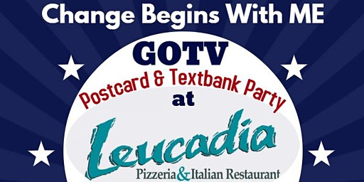 CBWM Get out the Vote Postcard & Textbank Parties