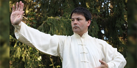 Learn Qigong with Master Adam Wallace tickets