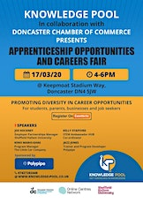 Apprenticeship Opportunities and Career Fair tickets