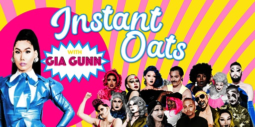 Instant Oats with Gia Gunn @ The Fox