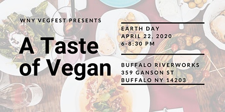 Taste of Vegan tickets