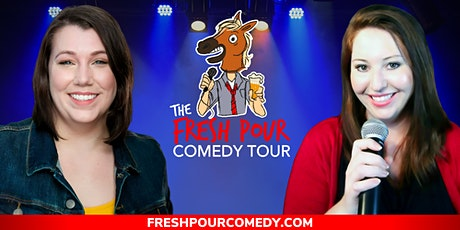 The Fresh Pour Comedy Tour at Infinite Monkey Theorem tickets