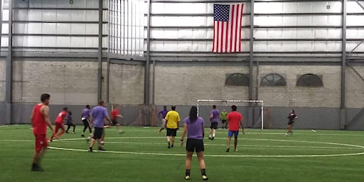 Battle of the Teams - CoEd Soccer Tourney 2020