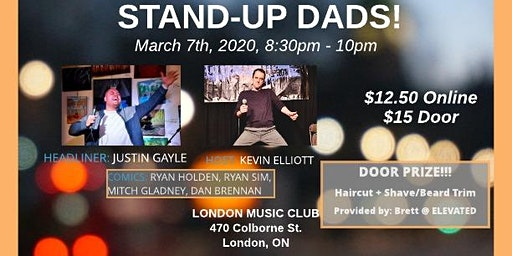 Stand Up Dads