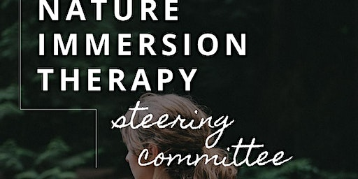 Nature Immersion Therapy – Steering Committee