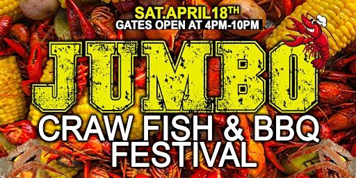 Jumbo Crawfish & Bbq Festival