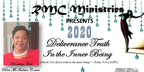 2020 DELIVERANCE TRUTH IN THE INNER BEING WORKSHOP tickets