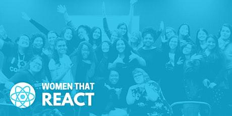 Women That React #4 ingressos