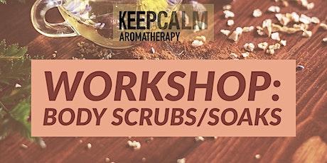 Keep Calm Aromatherapy Workshop tickets