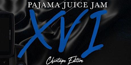 Pajama Juice Jam 2K20 tickets