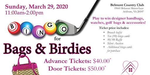Bingo for Bags & Birdies