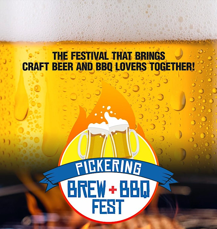 Pickering Brew and BBQ Fest image
