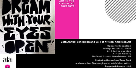 Art in the Atrium presents Dream With Your Eyes Open tickets