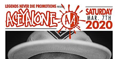 3.07.20 - Aceyalone live in Vegas at Ninja Karaoke tickets