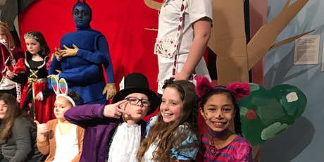February Vacation: Theater Workshops tickets