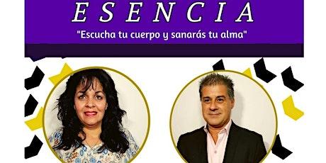 """CHARLA BIODESCODIFICACIÓN:""""ESENCIA: Escucha Tu Cuerpo Y Sanarás Tu Alma"""" entradas"""
