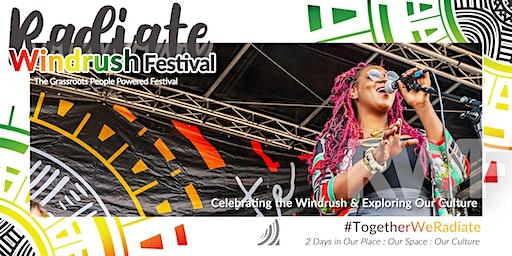 Radiate Windrush Festival 2020