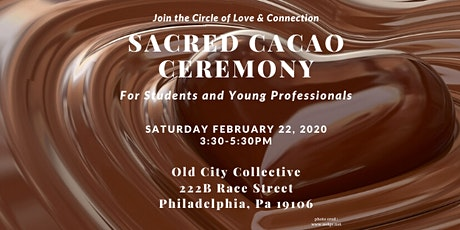 Sacred Cacao Ceremony for Students and Young Professionals tickets