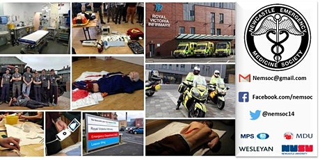 Northern Undergrad Conference in Pre-Hospital and Emergency Care tickets