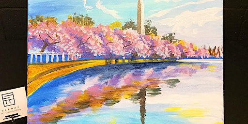 THINGS TO DO -PAINT & SIP: HANAMI