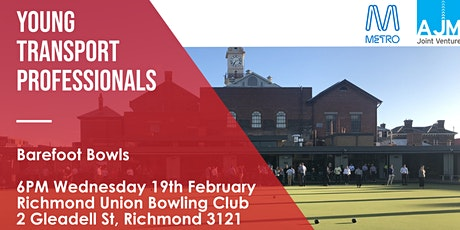 YTP  6th Annual Barefoot Bowls tickets