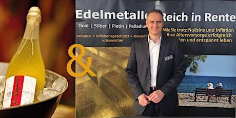 Edelmetalle & Weingenuss Tickets