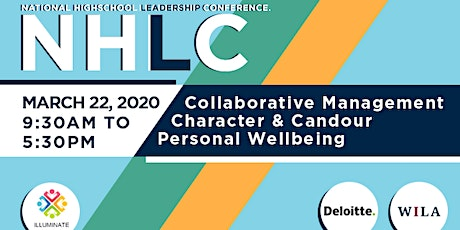 National High School Leadership Conference 2020 (Spring) tickets