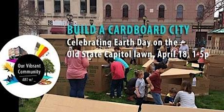 Build a Cardboard City - Earth Awareness Fair tickets
