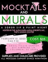 Mocktails & Murals