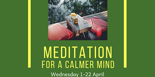 Meditation for a calmer mind