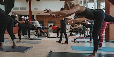 lululemon Sunday Morning Yoga