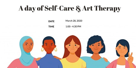 A day of self-care & Art Therapy tickets