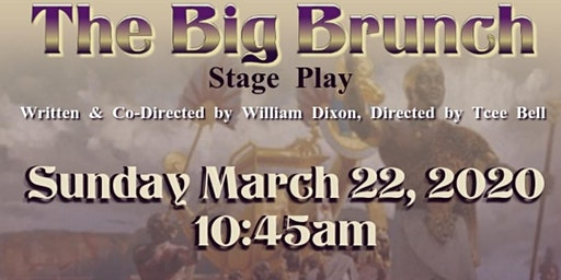 The Big Brunch Stage Play