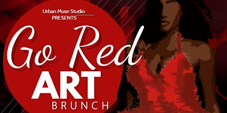 Go Red Art Brunch tickets