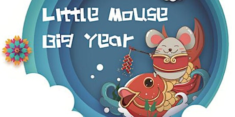 Little Mouse Big Year tickets