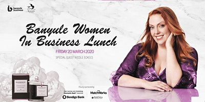 Women in Business Lunch 2020 with Nicole Eckels