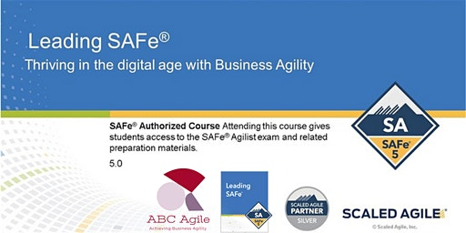Leading SAFe 5.0 with SA Certification Belgrade ( in Local Launguage)