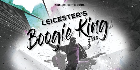 Leicester Boogie King 2020 tickets