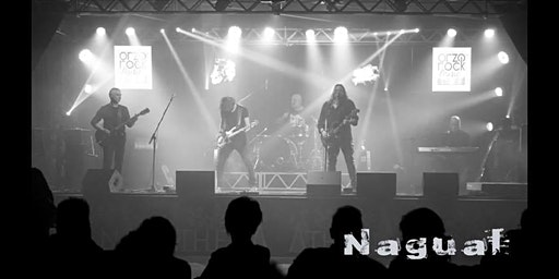 Nagual @ Orzogelo - Spazio2 - New Album Release Party